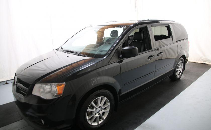 2012 Dodge GR Caravan R/T STOW'N GO CUIR NAV HAYON ELECT #2