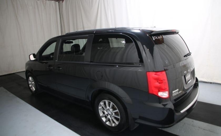 2012 Dodge GR Caravan R/T STOW'N GO CUIR NAV HAYON ELECT #3