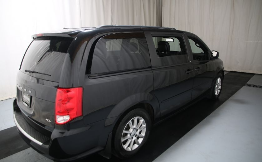 2012 Dodge GR Caravan R/T STOW'N GO CUIR NAV HAYON ELECT #5