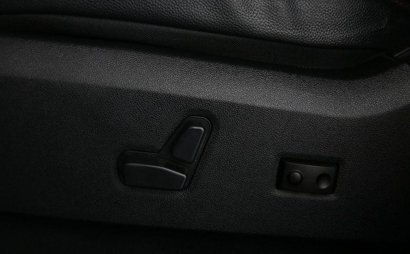 2012 Dodge GR Caravan R/T STOW'N GO CUIR NAV HAYON ELECT #7