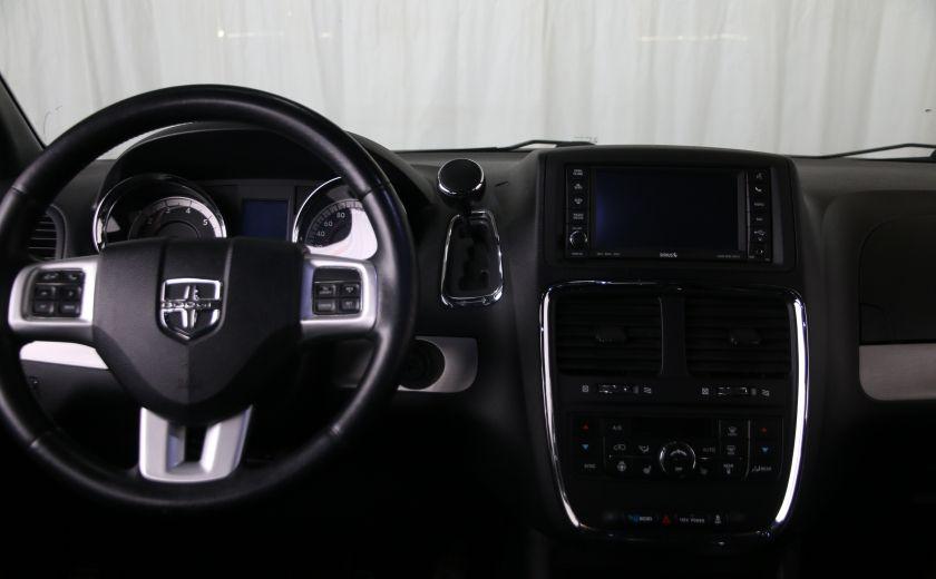2012 Dodge GR Caravan R/T STOW'N GO CUIR NAV HAYON ELECT #12