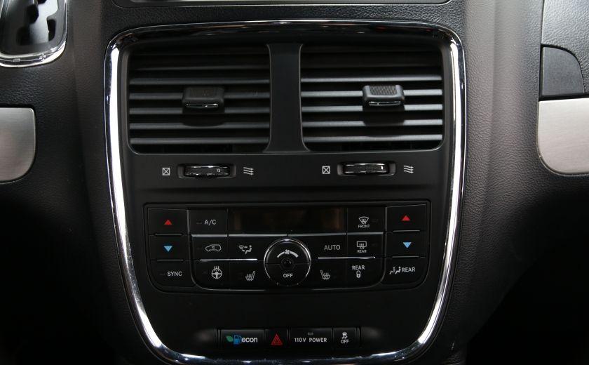 2012 Dodge GR Caravan R/T STOW'N GO CUIR NAV HAYON ELECT #13