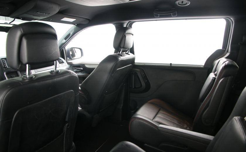2012 Dodge GR Caravan R/T STOW'N GO CUIR NAV HAYON ELECT #14