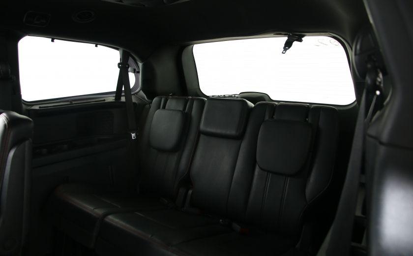 2012 Dodge GR Caravan R/T STOW'N GO CUIR NAV HAYON ELECT #16