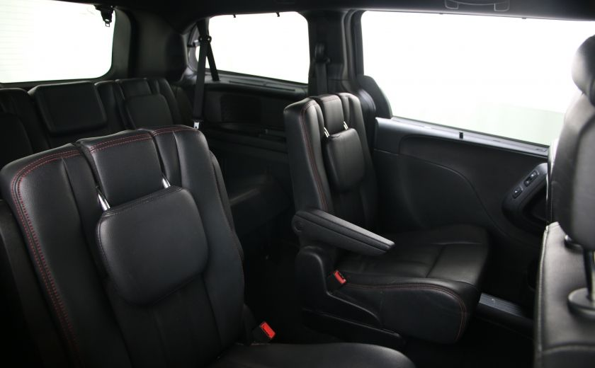 2012 Dodge GR Caravan R/T STOW'N GO CUIR NAV HAYON ELECT #18