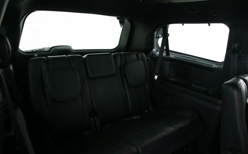 2012 Dodge GR Caravan R/T STOW'N GO CUIR NAV HAYON ELECT #19
