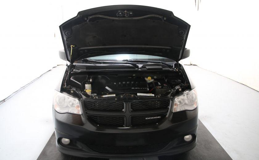 2012 Dodge GR Caravan R/T STOW'N GO CUIR NAV HAYON ELECT #23