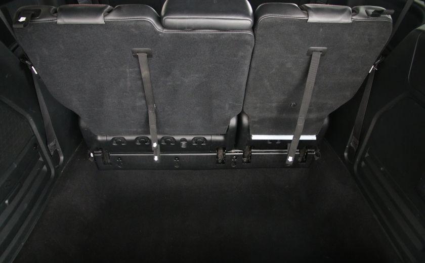 2012 Dodge GR Caravan R/T STOW'N GO CUIR NAV HAYON ELECT #26