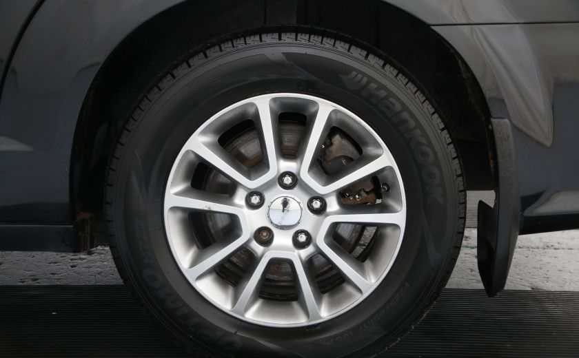 2012 Dodge GR Caravan R/T STOW'N GO CUIR NAV HAYON ELECT #28