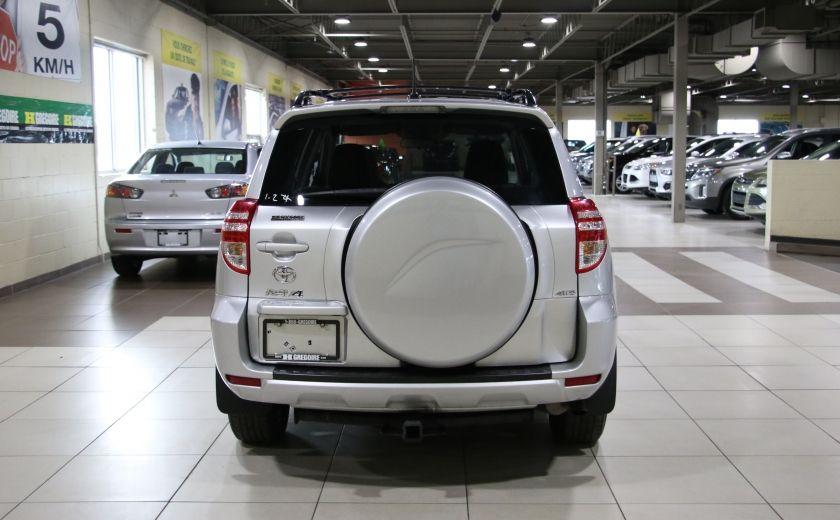 2012 Toyota Rav 4 V6 4WD AUTO A/C GR ELECT BLUETHOOT #5