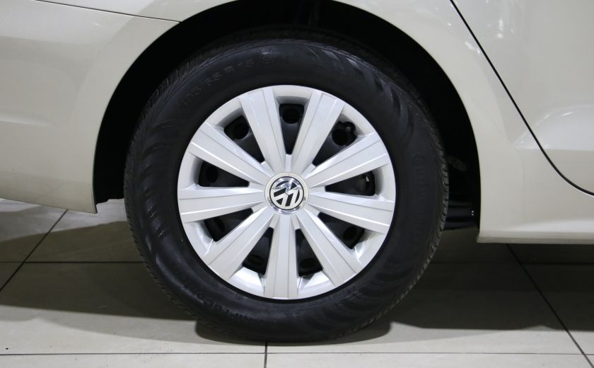2014 Volkswagen Jetta Trendline+ AUTO A/C GR ELECT #28
