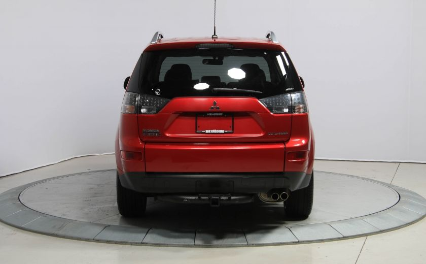 2009 Mitsubishi Outlander XLS 4WD CUIR TOIT MAGS BLUETOOTH 7PASSAGERS #5