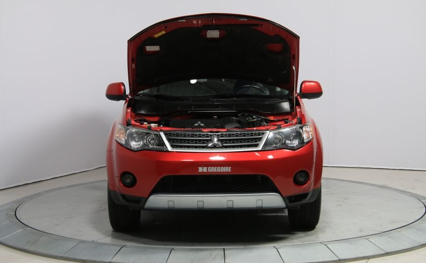 2009 Mitsubishi Outlander XLS 4WD CUIR TOIT MAGS BLUETOOTH 7PASSAGERS #27