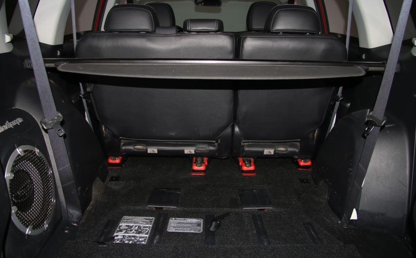 2009 Mitsubishi Outlander XLS 4WD CUIR TOIT MAGS BLUETOOTH 7PASSAGERS #30