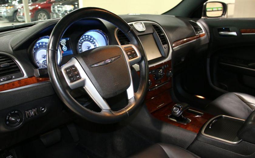 2013 Chrysler 300 Touring AUTO A/C CUIR TOIT PANO MAGS CHROME #8