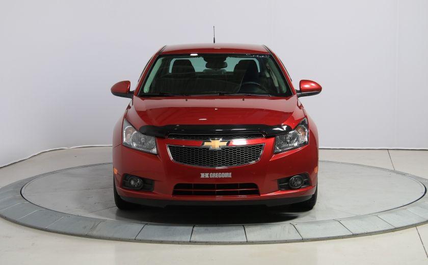 2012 Chevrolet Cruze LT Turbo w/1SA AUTO A/C GR.ELECT #1