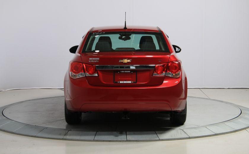 2012 Chevrolet Cruze LT Turbo w/1SA AUTO A/C GR.ELECT #5
