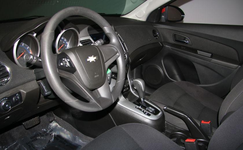 2012 Chevrolet Cruze LT Turbo w/1SA AUTO A/C GR.ELECT #8