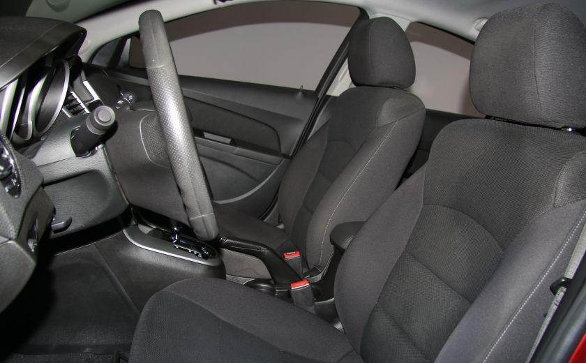 2012 Chevrolet Cruze LT Turbo w/1SA AUTO A/C GR.ELECT #9