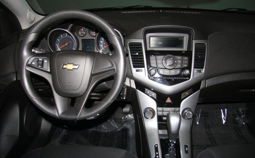 2012 Chevrolet Cruze LT Turbo w/1SA AUTO A/C GR.ELECT #12