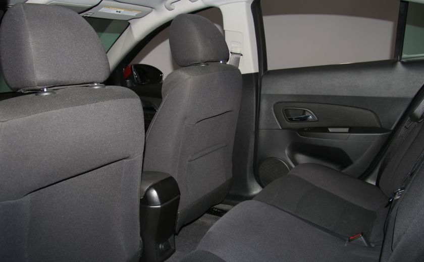 2012 Chevrolet Cruze LT Turbo w/1SA AUTO A/C GR.ELECT #16