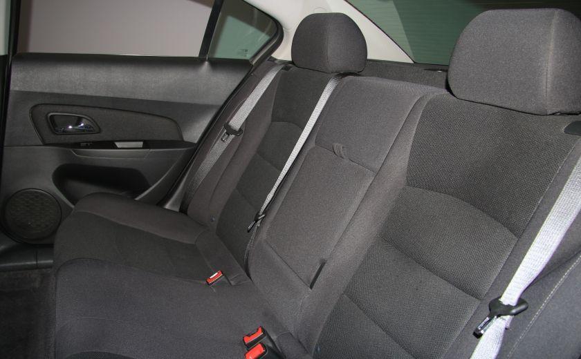 2012 Chevrolet Cruze LT Turbo w/1SA AUTO A/C GR.ELECT #17