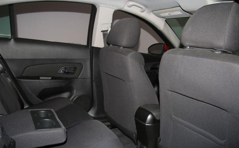2012 Chevrolet Cruze LT Turbo w/1SA AUTO A/C GR.ELECT #18