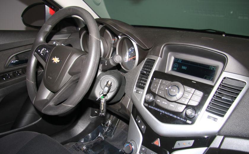 2012 Chevrolet Cruze LT Turbo w/1SA AUTO A/C GR.ELECT #21