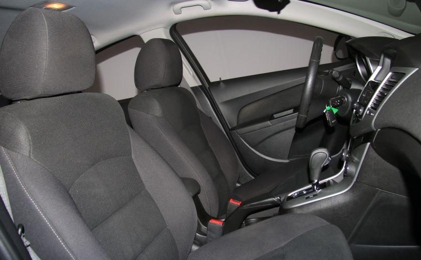 2012 Chevrolet Cruze LT Turbo w/1SA AUTO A/C GR.ELECT #22