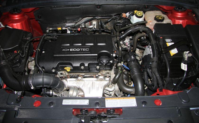 2012 Chevrolet Cruze LT Turbo w/1SA AUTO A/C GR.ELECT #23