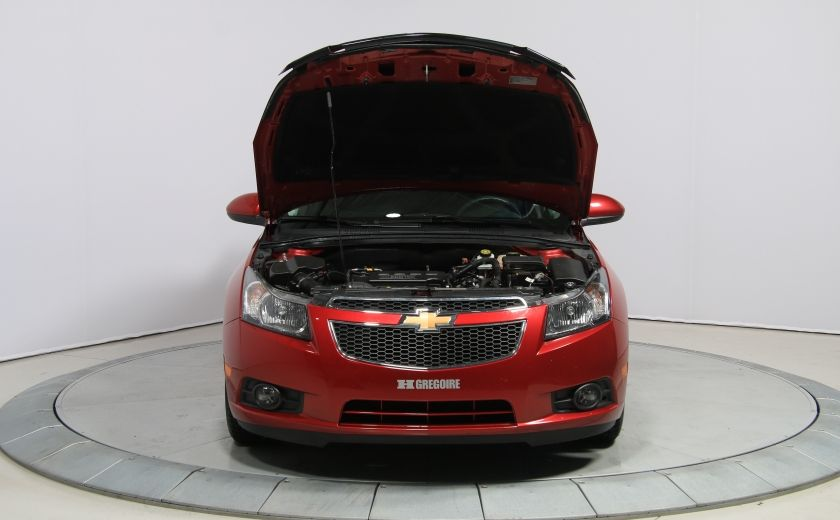 2012 Chevrolet Cruze LT Turbo w/1SA AUTO A/C GR.ELECT #24