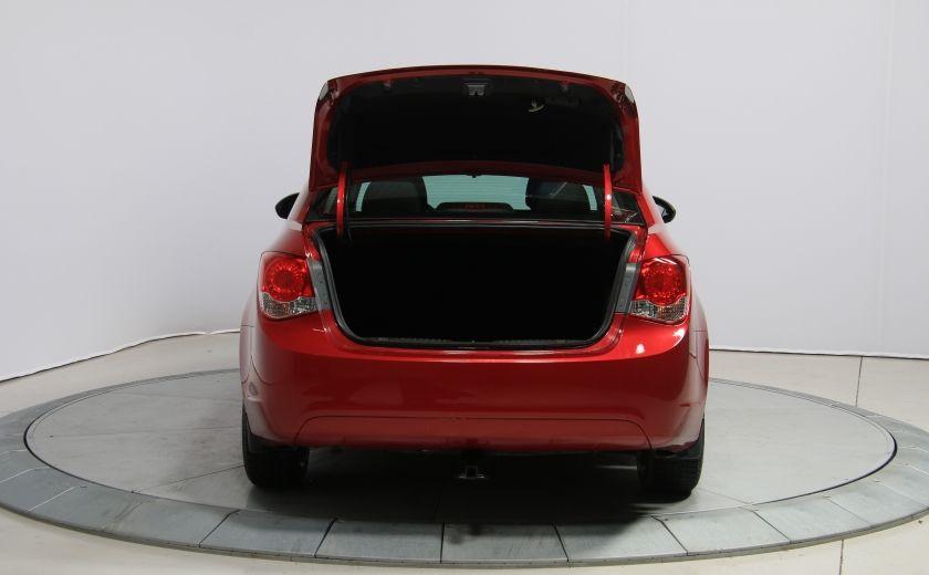 2012 Chevrolet Cruze LT Turbo w/1SA AUTO A/C GR.ELECT #25