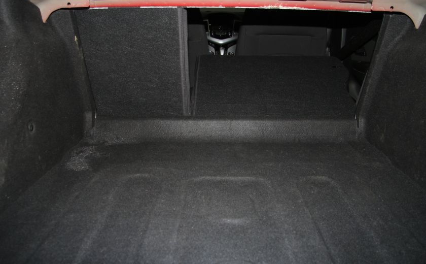 2012 Chevrolet Cruze LT Turbo w/1SA AUTO A/C GR.ELECT #27