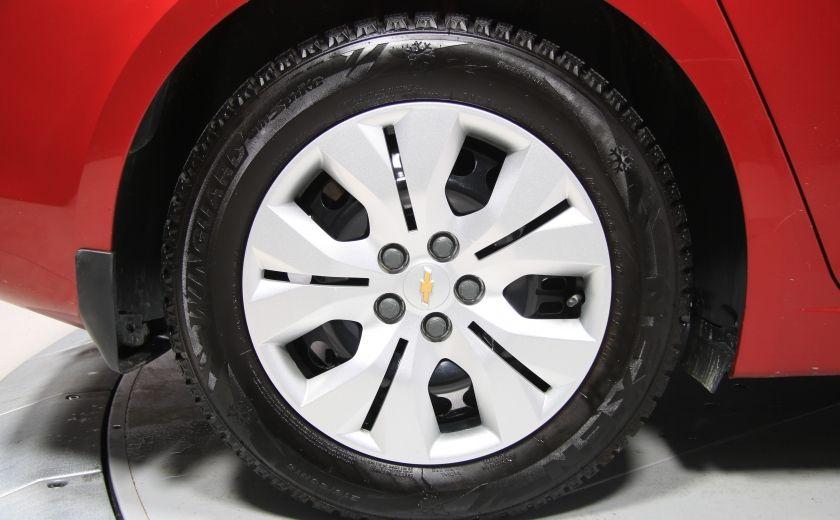 2012 Chevrolet Cruze LT Turbo w/1SA AUTO A/C GR.ELECT #28