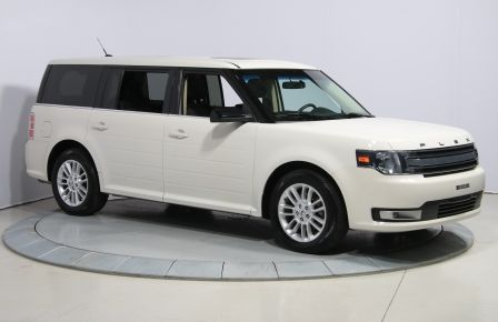 2013 Ford Flex SEL AUTO A/C TOIT MAGS BLUETOOTH 7PASSAGERS in New Richmond
