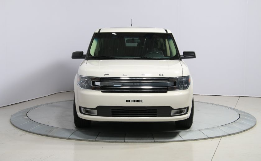 2013 Ford Flex SEL AUTO A/C TOIT MAGS BLUETOOTH 7PASSAGERS #1