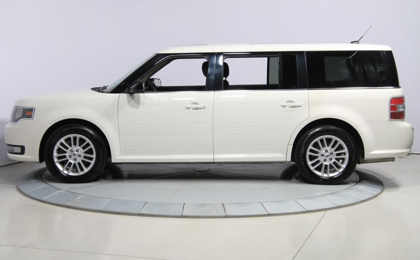 2013 Ford Flex SEL AUTO A/C TOIT MAGS BLUETOOTH 7PASSAGERS #3
