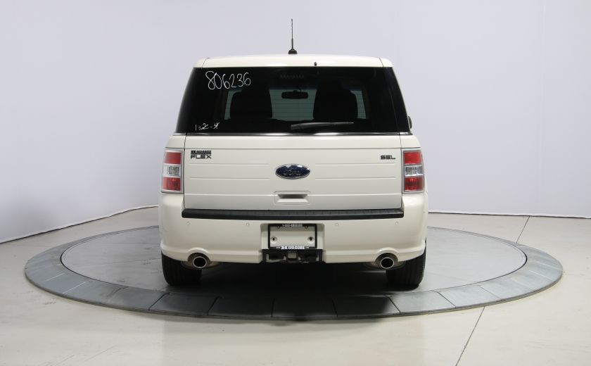 2013 Ford Flex SEL AUTO A/C TOIT MAGS BLUETOOTH 7PASSAGERS #5