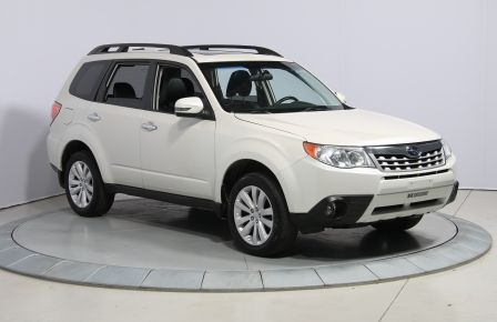 2012 Subaru Forester X Limited 4WD AUTO CUIR TOIT NAV MAGS BLUETOOTH in Laval