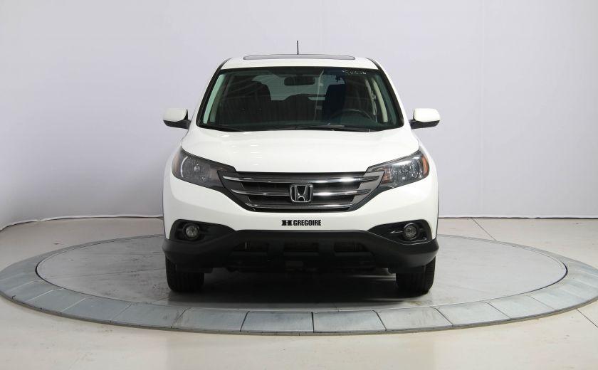 2012 Honda CRV EX AWD A/C TOIT MAGS CAM.RECUL BLUETOOTH #1