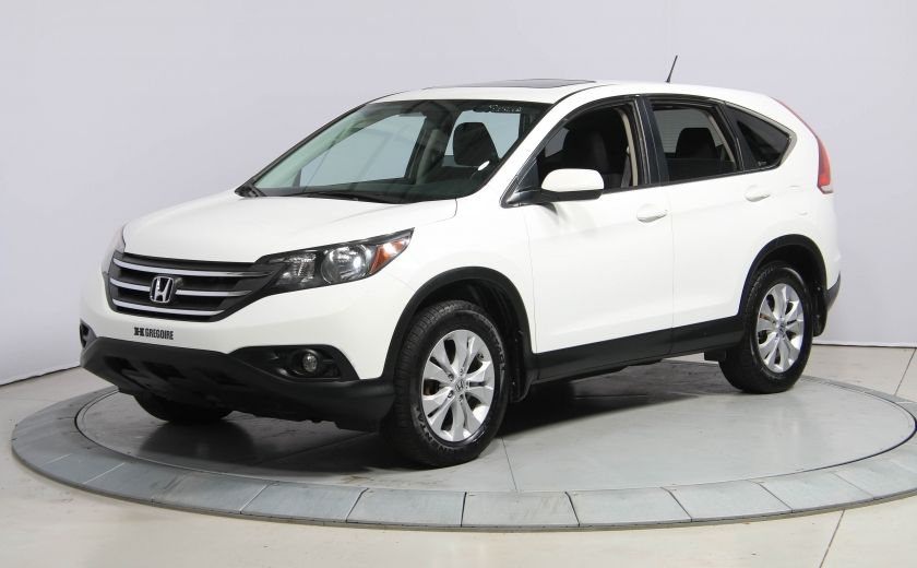 2012 Honda CRV EX AWD A/C TOIT MAGS CAM.RECUL BLUETOOTH #2
