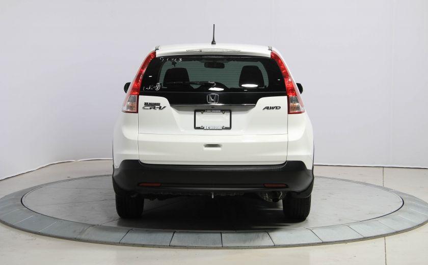 2012 Honda CRV EX AWD A/C TOIT MAGS CAM.RECUL BLUETOOTH #4