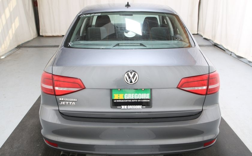 2015 Volkswagen Jetta Trendline+ AUTO A/C GR ELECT CAMERA RECUL #4
