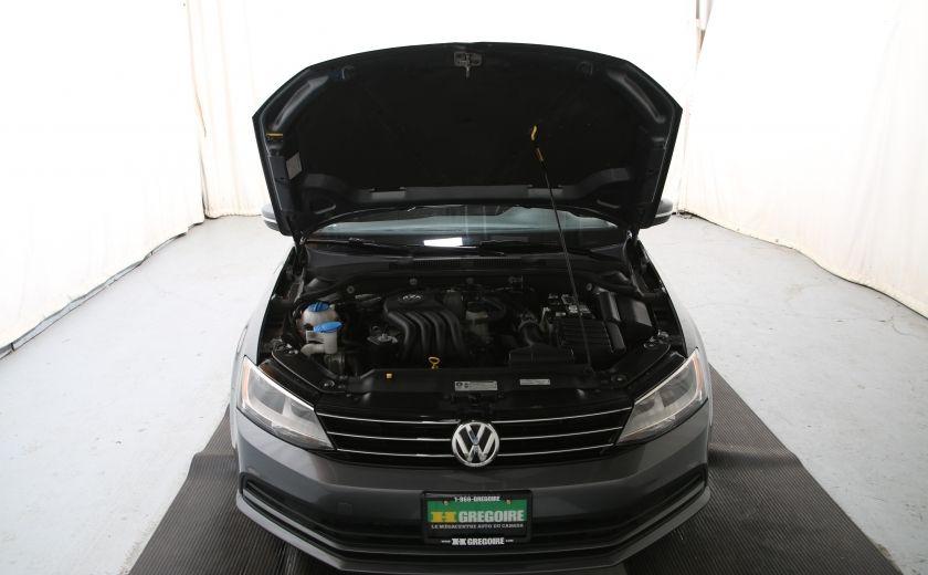 2015 Volkswagen Jetta Trendline+ AUTO A/C GR ELECT CAMERA RECUL #19