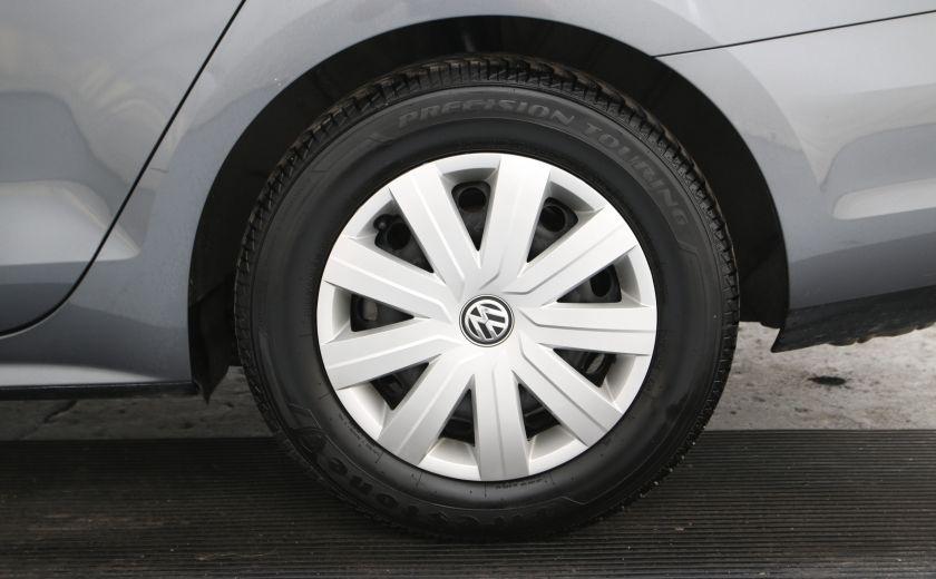 2015 Volkswagen Jetta Trendline+ AUTO A/C GR ELECT CAMERA RECUL #24