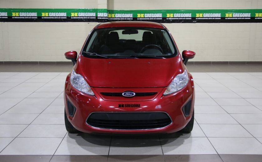 2012 Ford Fiesta HATCHBACK SE AUTO A/C GR ELECT #1