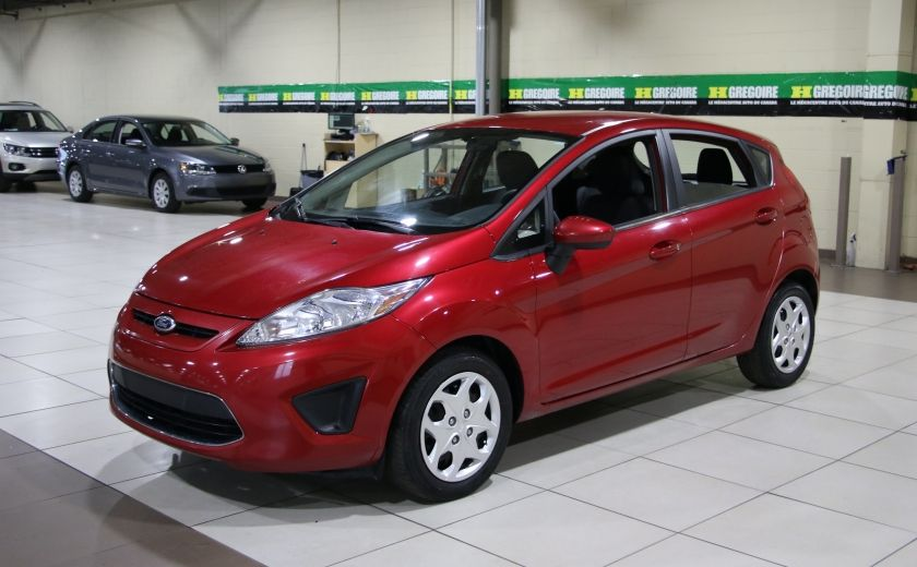 2012 Ford Fiesta HATCHBACK SE AUTO A/C GR ELECT #2
