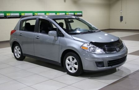 2012 Nissan Versa 1.8 SL A/C GR ELECT MAGS in Sherbrooke