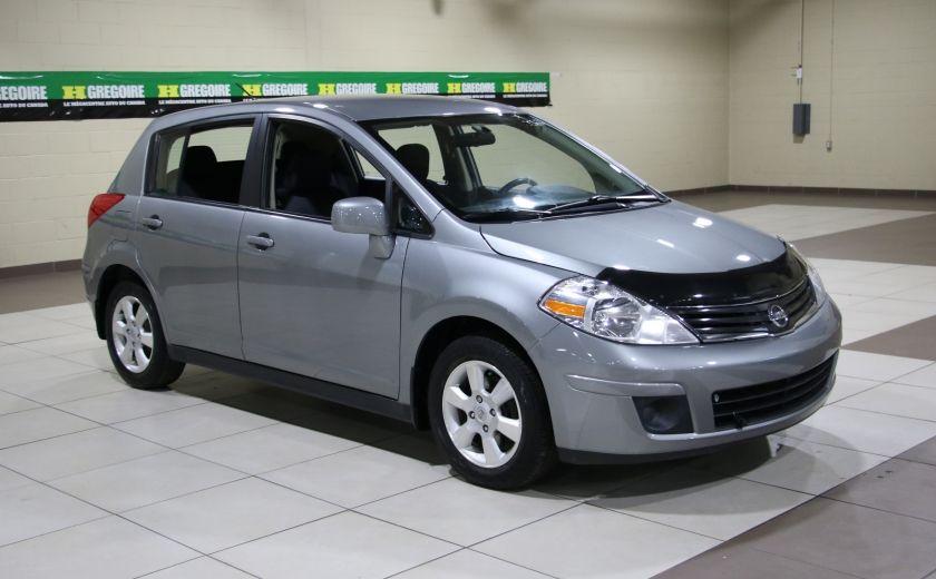 2012 Nissan Versa 1.8 SL A/C GR ELECT MAGS #0