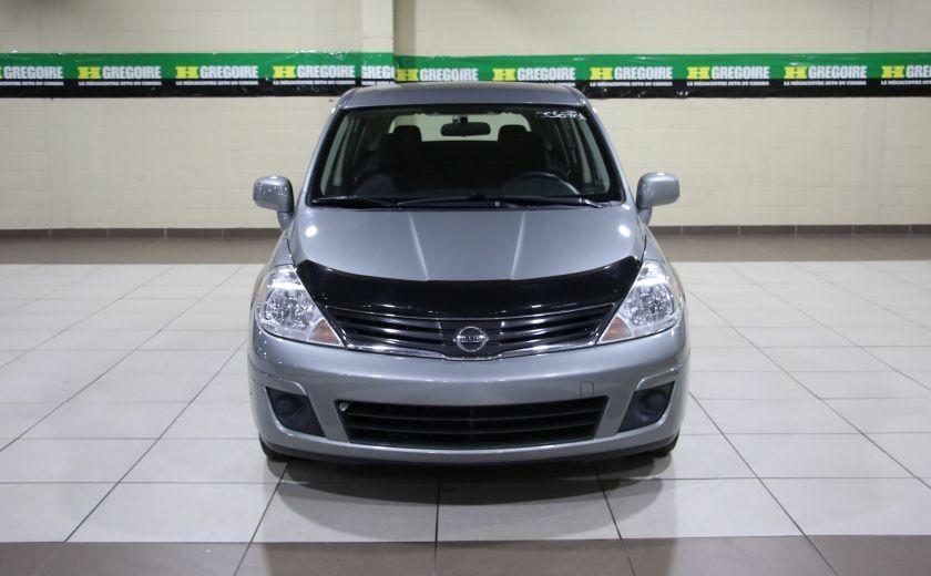 2012 Nissan Versa 1.8 SL A/C GR ELECT MAGS #1